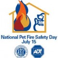National Pet Fire Safety Day – Today