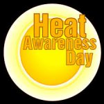 national heat awareness day