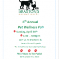 Braxton's to Hold 8th Annual Wellness Fair