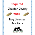 Dog License Required