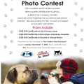 Enter the Paw-Parazzi Pet Photo Contest